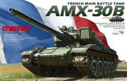 画像1: モンモデル[MENTS-003]フランスAMX-30B主力戦車