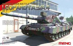 画像1: モンモデル[MENTS-007]1/35 ドイツ主力戦車レオパルト1A3/A4