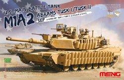 画像1: モンモデル[MENTS-026]1/35 アメリカ主力戦車 M1A2 SEP TUSK I/TUSK II