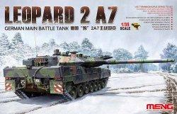 画像1: モンモデル[MENTS-027]1/35 ドイツ主力戦車レオパルト2A7