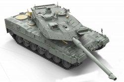 画像4: モンモデル[MENTS-027]1/35 ドイツ主力戦車レオパルト2A7