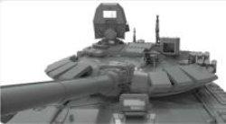 画像2: モンモデル[MENTS-028]1/35 ロシア主力戦車 T-72B3