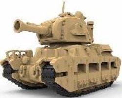 画像2: モンモデル[MENWWT-014]WWT イギリス歩兵戦車 A12 マチルダII