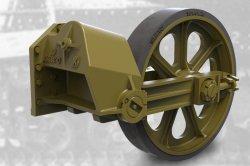 画像1: FuryModels[FM35009]1/35 M3/M3A1/M3A3軽戦車ゴム付誘導輪&サスペンションセット(後期型)