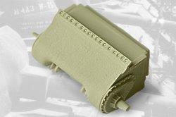 画像2: FuryModels[FM35020]1/35 M4シャーマン戦車用ワンピースデファレンシャルカバー(鋳造型 E8543)