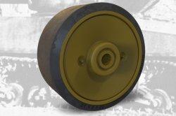 画像2: FuryModels[FM35026]1/35 M4シャーマン戦車 VVSS用スムーズコンケイブス(デニッシュ型)転輪(C85163)セット