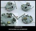 Miniarm[B35018]T-64A  m1972 砲塔セット(トランペッター用)(リマスター)