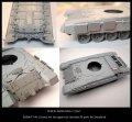 Miniarm[B35067]T-90 上部車体セット エッチング付(ズベズダ用)