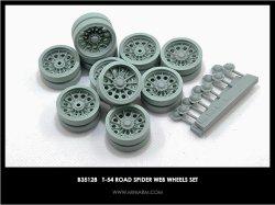 画像1: Miniarm[B35128]1/35 現用露 T-54 スパイダーウェブホイール(20個入り)(汎用)