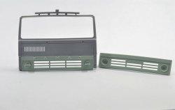 画像2: Miniarm[B35133]1/35 現用露 カマズ4310 トラック グリルセット(ICM35001用)