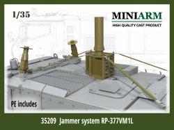 画像1: Miniarm[B35209]1/35 現用 ロシア連邦軍RP-377VM1L電波障害システム エッチングパーツ付