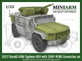 Miniarm[B35217]1/35 現用 ロシア装輪装甲車タイフーンVDV K-4386 32V01RCWSコンバージョンセット(RPG用)