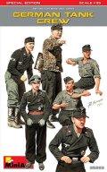 ミニアート[MA35283]1/35  ドイツ戦車兵6体入(特別版)