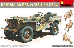 画像1: ミニアート[MA35324]1/35バンタム40RBCイギリス兵3体付(特別版)