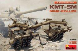 画像1: ミニアート[MA37036]1/35 KMT-5M地雷除去装置(マインローラー)
