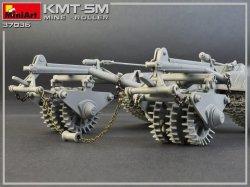画像2: ミニアート[MA37036]1/35 KMT-5M地雷除去装置(マインローラー)