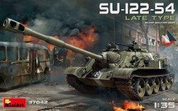 画像1: ミニアート[MA37042]1/35 SU-122-54後期型