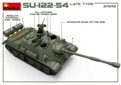 画像3: ミニアート[MA37042]1/35 SU-122-54後期型