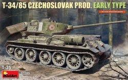 画像1: ミニアート[MA37085]1/35 T-34-85 チェコスロバキア製初期型