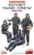 ミニアート[MA37037]1/35 ソビエト戦車兵1960-70s 4体入