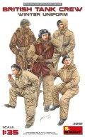 ミニアート[MA35121]1/35 イギリス戦車兵(防寒服)フィギュアセット