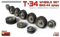 画像1: ミニアート[MA35242]1/35 T-34ホイールセット(1943-44年生産シリーズ)