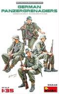 ミニアート[MA35248]1/35 ドイツ擲弾兵戦車部隊4体入
