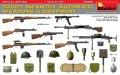ミニアート[MA35268]1/35 ソビエト歩兵用機関銃・装備品セット(特別版)