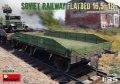 ミニアート[MA35303]1/35 ソビエト無蓋貨車16.5-18トン