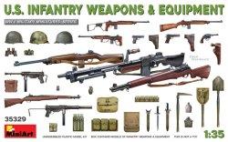 画像1: ミニアート[MA35329]1/35 アメリカ軍歩兵用武器&装備品セット