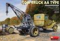 ミニアート[MA35351]1/35 牽引トラック AA タイプ