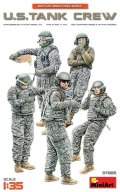 ミニアート[MA37005]1/35 アメリカ戦車兵5体入