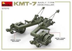 画像2: ミニアート[MA37070]1/35 KMT-7初期型地雷除去装置(マインローラー)