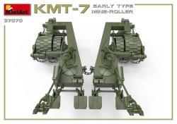 画像3: ミニアート[MA37070]1/35 KMT-7初期型地雷除去装置(マインローラー)