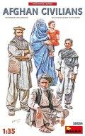 ミニアート[MA38034]1/35 アフガニスタンの市民(5体入)