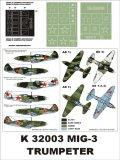 Montex[K32003]1/32 MiG-3