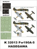 Montex[K32013]1/32 Fw 190A-5