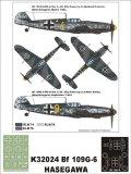Montex[K32024]1/32 Bf 109G-6