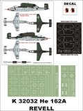 Montex[K32032]1/32ハインケル He162A-2 (レベル用)