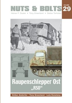 画像1: [Nuts-Bolt_Vol29] Raupenschlepper Ost - RSO