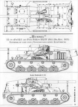 画像4: [Nuts-Bolt_Vol10] 15cm s.FH 18/1 Hummel(sd.kfz.165)