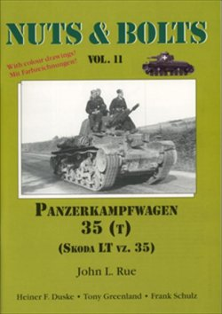 画像1: [Nuts-Bolt_Vol11] Pz.kpfw.35(t)