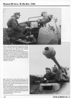 画像3: [Nuts-Bolt_Vol17] Marder III/7.5cm Pak40 Ausf.M (sd.kfz.138)