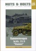 "[Nuts-Bolt_Vol21] Sd.Kfz.251/9 Kanonenwagen ""STUMMEL"" (改訂版)"