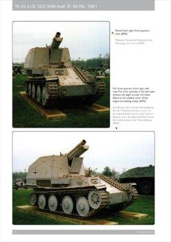 画像5: [Nuts-Bolt_Vol22] 15cm sIG33/2(sf)auf GW 38(t)Grille(sd.kfz.138/1) Part1 AusfM