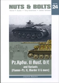 画像1: [Nuts-Bolt_Vol24] Pz.Kpfw. II Ausf. D/E and Variants
