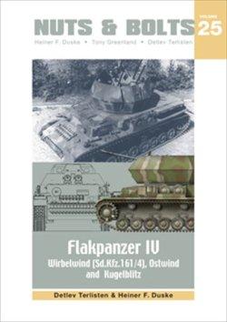 画像1: [Nuts-Bolt_Vol25] Flakpanzer IV Wirbel-Ostwind Kugelblitz(改訂版)