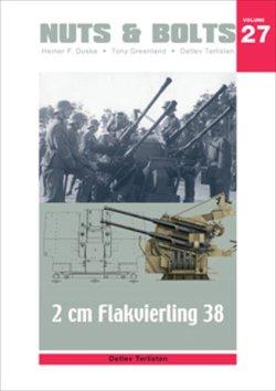 画像1: [Nuts-Bolt_Vol27] 2cm Flakvierling 38