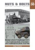 [Nuts-Bolt_Vol35] ビュッシングNAG社の重装甲車 Part.1:Sd.kfz.231/232 8輪重装甲車