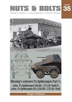画像1: [Nuts-Bolt_Vol35] ビュッシングNAG社の重装甲車 Part.1:Sd.kfz.231/232 8輪重装甲車